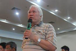 TS Nguyễn Chu Hồi