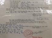 Đề xuất buộc thôi việc cán bộ giả chữ ký chủ tịch