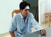 CSGT ở TP.HCM bị người vi phạm tông chấn thương