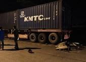 Tông thẳng vào đuôi xe container, người đàn ông tử vong