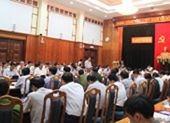 Đà Nẵng họp BCH để chuẩn bị bầu 3 cán bộ chủ chốt