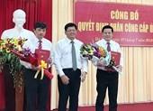 Điều động một loạt ủy viên Ban Thường vụ Thành ủy Đà Nẵng