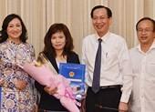 Phó chủ tịch quận 2 được bổ nhiệm làm PGĐ Sở Tài chính TP.HCM