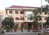 Phó Chủ nhiệm UBKT Quảng Trị bị kỉ luật vì lộ thông tin nội bộ