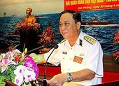 Chuẩn Đô đốc Lê Văn Đạo bị kỷ luật cảnh cáo