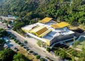 Nhà ga cáp treo núi Bà Đen: Tác phẩm kiến trúc ấn tượng