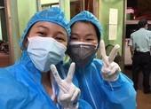Chùm ảnh đặc biệt về các y bác sĩ Đà Nẵng bị cách ly
