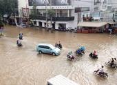 Chống ngập đô thị ở miền Tây: Nước đã đến chân