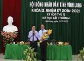 Vĩnh Long có tân chủ tịch tỉnh