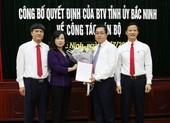 Ông Nguyễn Nhân Chinh rời vị trí Bí thư Thành ủy Bắc Ninh
