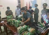 Bắt 2 người vận chuyển 40 kg ma túy từ Campuchia về Việt Nam
