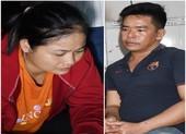 Trà Vinh: Bắt vợ chồng bán trái cây sản xuất tiền giả