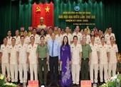 Đại tá Đinh Văn Nơi tái đắc cử Bí thư Đảng ủy Công an An Giang
