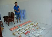Ô tô chở 45 kg ma túy từ Campuchia về TP.HCM bị chặn bắt