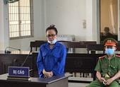 Phạt tù chung thân 1 phụ nữ Campuchia vận chuyển 2 kg ma túy