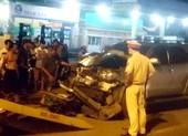 Tai nạn giao thông với xe biển số xanh, 1 người tử vong