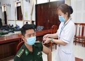 Tiêm vaccine COVID-19 cho Bộ đội Biên phòng An Giang