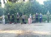 An Giang: Phát hiện 8 người nhập cảnh trái phép từ Campuchia