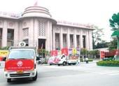 Hà Nội tổ chức các đoàn xe lưu động tuyên truyền bầu cử