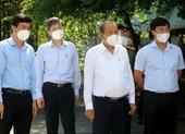 Phó Thủ tướng Trương Hòa Bình kiểm tra công tác chống dịch COVID-19 ở Đồng Tháp