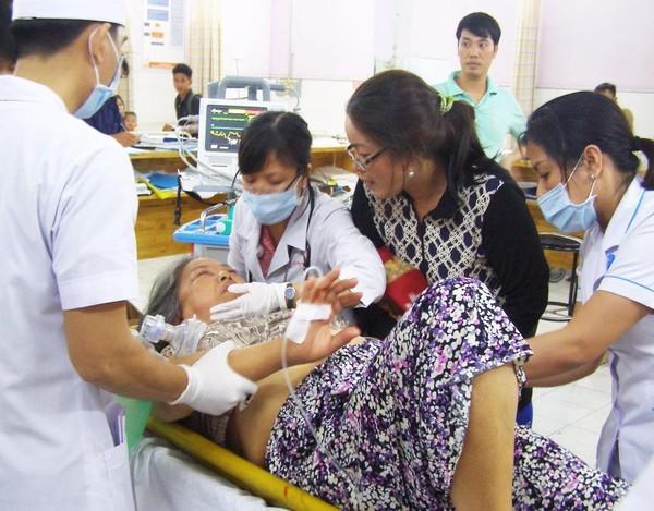 thông tuyến bảo hiểm y tế