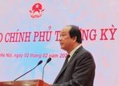 Bộ trưởng Mai Tiến Dũng: Không được 'ngăn sông cấm chợ'