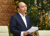 Thủ tướng: Không để hoảng loạn trong chống dịch COVID-19