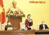Chủ tịch Quốc hội: Chính phủ đã có nhiệm kỳ rất thành công