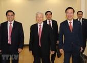 Nhân sự ứng cử chức danh lãnh đạo chủ chốt có số phiếu cao