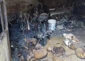 Vụ phóng hỏa chết 3 người: Camera ghi hình người châm lửa