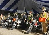 Giám đốc Công an TP.HCM nói về lễ ra quân trấn áp tội phạm