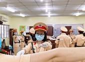 TP.HCM sẽ có đội hình dẫn đoàn gồm 58 nữ CSGT