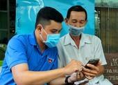 Tổ xung kích chống trộm ở quận Bình Tân