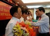 TP.HCM: Trao Huy hiệu Đảng đợt ngày 2-9 cho 28 đảng viên