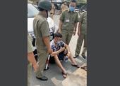 CSGT TP.HCM phạt Youtuber Lê Chí Thành 750.000 đồng