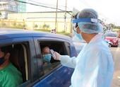 TP.HCM kiểm tra hơn 121.000 người đi qua 12 chốt kiểm dịch