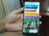 Ngồi tại nhà nhắn tin trực tuyến với cán bộ quận Bình Tân