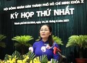 TP.HCM khai mạc kỳ họp đầu tiên của HĐND khoá mới