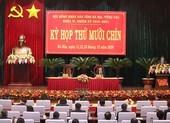 Bà Rịa- Vũng Tàu: HĐND sẽ bầu bổ sung Phó Chủ tịch UBND tỉnh