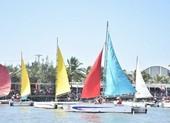 Bà Rịa-Vũng Tàu khai mạc giải đua thuyền buồm 2019
