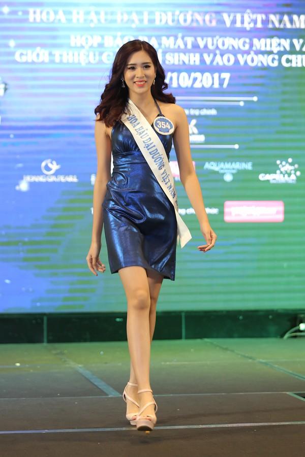 Đêm chung kết cuộc thi Hoa hậu Đại dương Việt Nam năm 2017 sẽ diễn ra tại Nhà hát Hòa Bình - TP.HCM vào ngày 28-10.