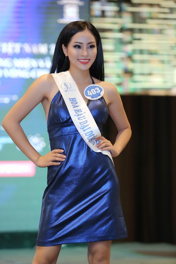 Các giải thưởng được trao gồm: Hoa hậu Đại dương, Á hậu 1, Á hậu 2 và các giải phụ: Người đẹp Áo dài; Người đẹp Bikini; Người đẹp Thời trang; Người đẹp có mái tóc đẹp; Người đẹp Ảnh; Người đẹp Biển xanh; Người đẹp có làn da khỏe.