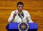 Ông Duterte tuyên bố rắn về Biển Đông, Trung Quốc trong bài phát biểu cuối