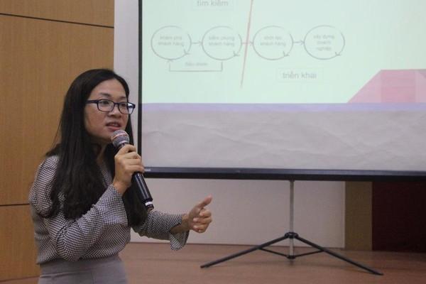 Luật sư Đinh Thị Quỳnh Như