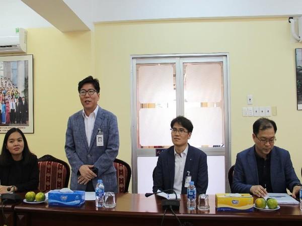 Sở Tư pháp TP.HCM tiếp Đoàn công chức Tòa án Tối cao Hàn Quốc