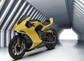 BlackBerry và Damon Motorcycles hợp tác sản xuất siêu mô tô