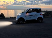 Lộ diện mẫu ô tô điện siêu rẻ có giá chỉ 162 triệu đồng