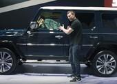 Xe hơi điện Trung Quốc 'nhái' y hệt Mercedes
