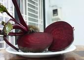 Ăn củ dền giúp giảm lượng đường trong máu