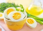 Những lý do trứng có thể là vũ khí giảm cân bí mật